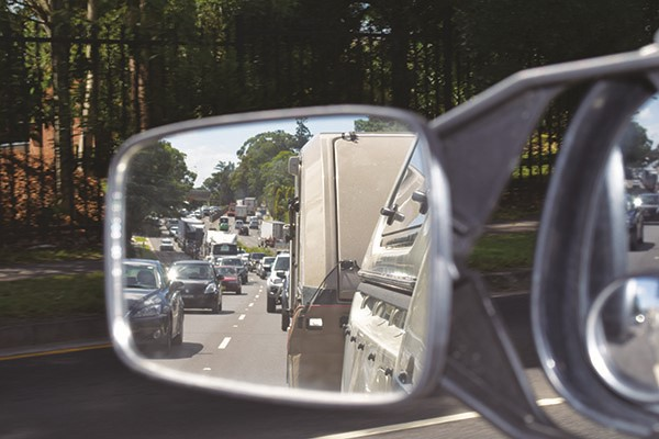 The challenge is to get the road safety message deep into drivers' psyche so that it's applied — wit