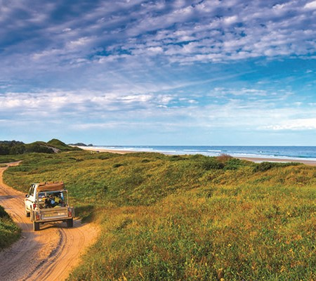 Top beach camps of Northern NSW