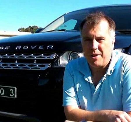 Video test: Range Rover Evoque