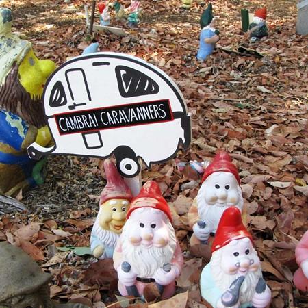 Saturday spotlight: Gnome on the Range
