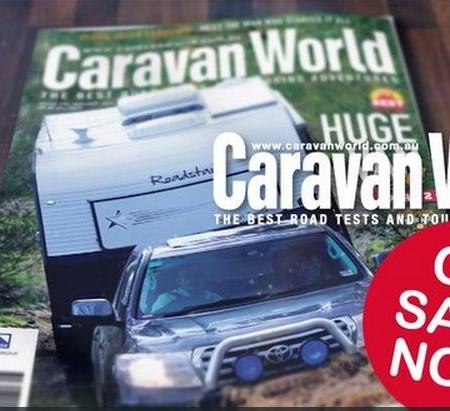 CARAVAN WORLD MAGAZINE 521