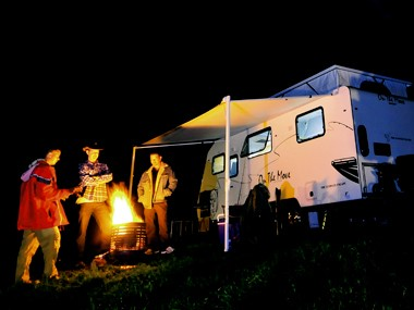 Blog: Caravanners have the right to warmth this winter