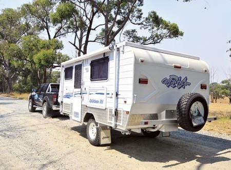 News: Goldstream RV winner announced