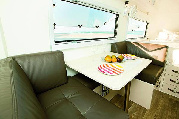Australian Off Road AuroraAOR Caravan 8177