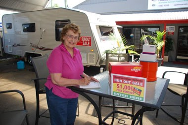 News: State-wide RV run out