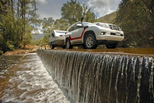 There's a reason why Barrington Tops National Park was the location for our Offroad Camper of the Ye
