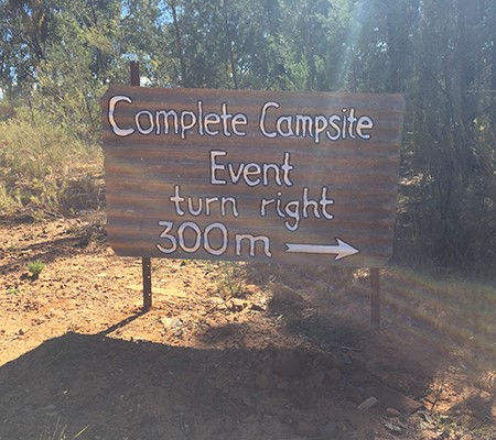 Complete Campsite's 2016 owners' rally was held at Barkala, NSW.