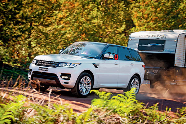 Range Rover Sport Tdv6 Se Tow Test And Review