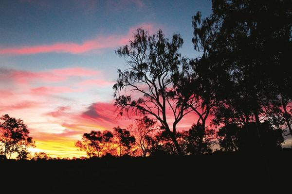 Kings Creek Station, Northern Territory