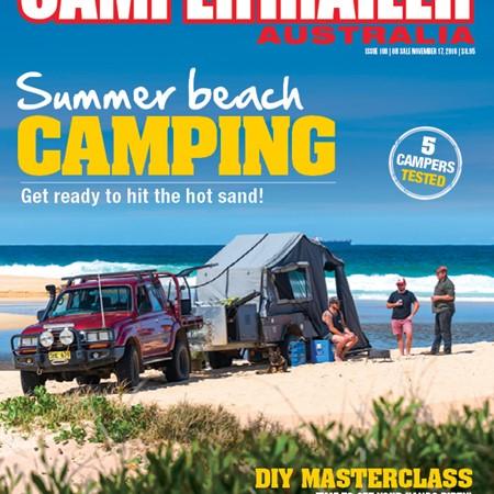 Camper Trailer Australia magazine.