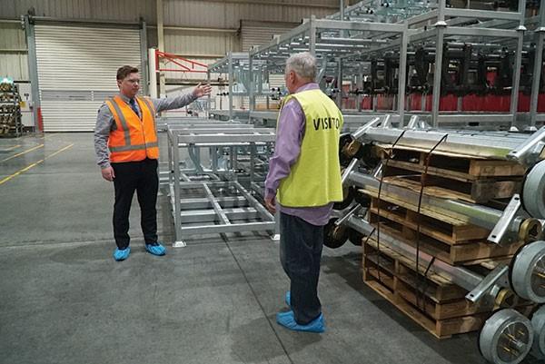 AL-KO Australia factory