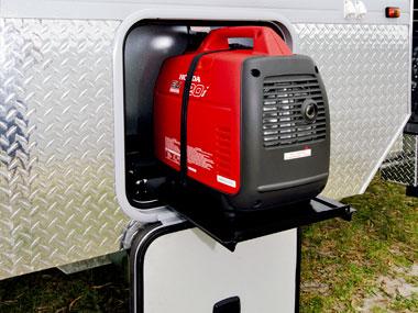 Spinifex Caravans Off Roader generator
