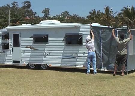 Showcase: Ariflow caravan