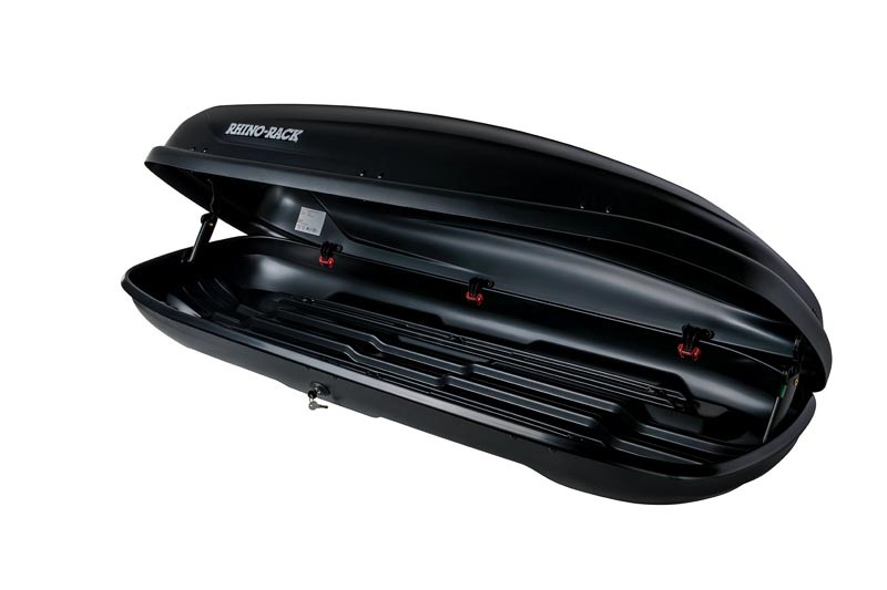 Leave no piece of important outdoor equipment behind with Rhino-Rack's new MasterFit Roof Box