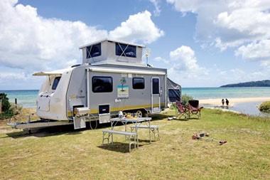 Van Cruiser The Resort