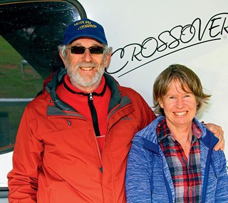 David Jones and Jennifer Gilbert