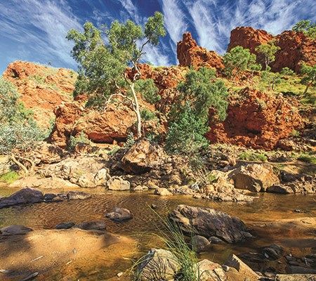 West MacDonnell Ranges NT