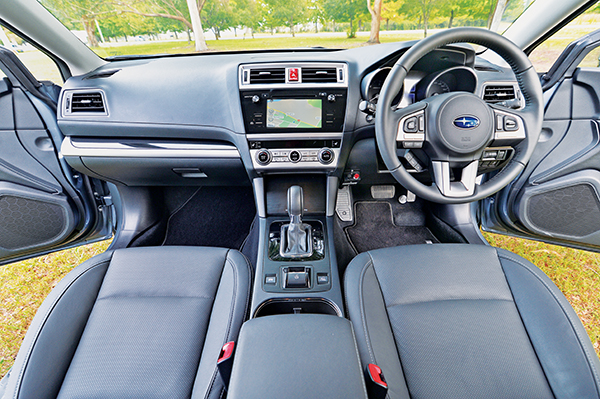 Subaru Outback Premium WK43121