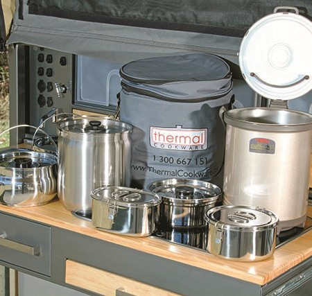 Thermal cookers have been around for many centuries