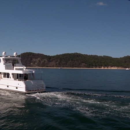 Outer Reef 630 Long Range Motor Yacht review.