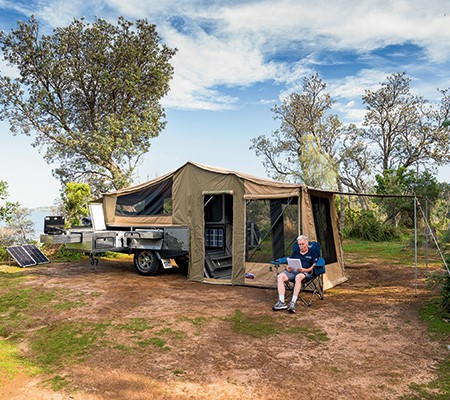 Outback Campers Australia Tanami