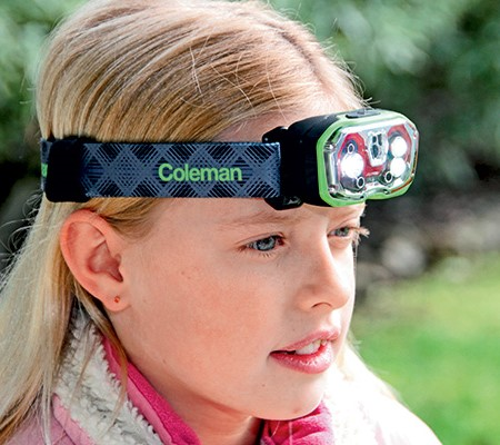 Coleman Vanquish 300 LI Headlamp