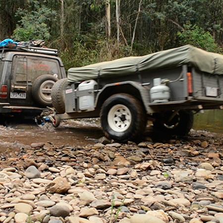 Tambo camper video