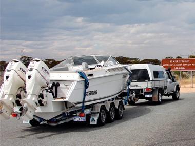 NEWS FEATURE — Australian Offshore Challenge 2011