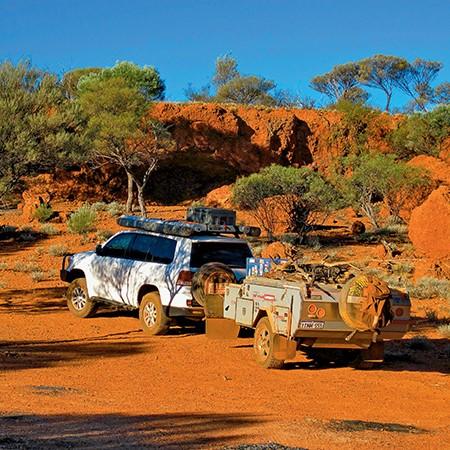 Outback Way, WA