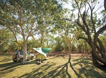 Nitmiluk Camping and Caravan Park site upgrade