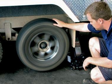 DIY wheel bearing regrease