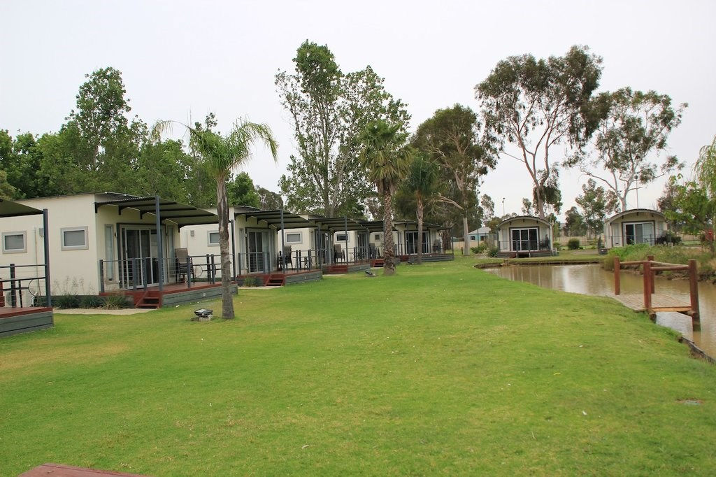 HemaX Planner - Discovery Parks - Maiden's Inn, Moama