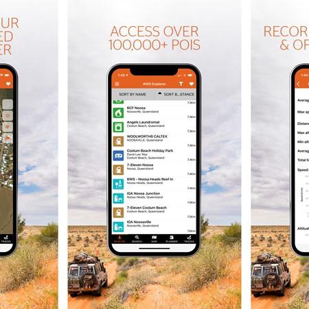 Hema 4x4 Explorer App