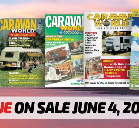 Caravan World 600th Issue
