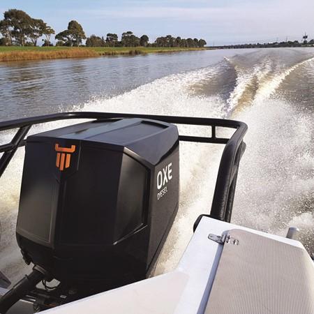 Diesel  Outboards Oz-Bound