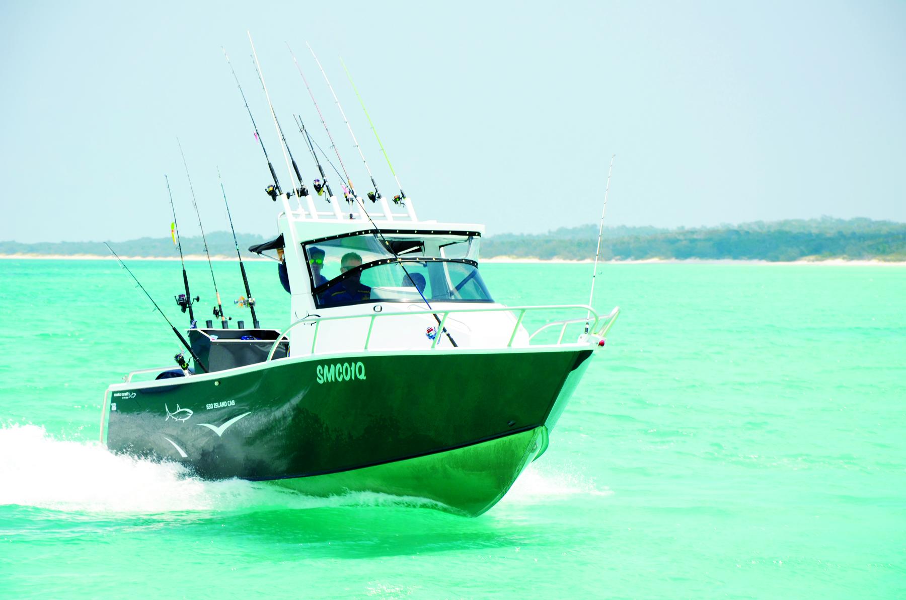 makocraft boat