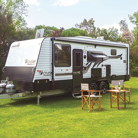 Best Aussie Vans 2019: Essential Cruiser Family F2.6