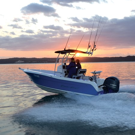 Review: Cruise Craft F360M Centre Console Fishing Boat