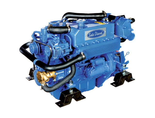 Review: Solé Mini-55 Marine Diesel Engine | News & Reviews