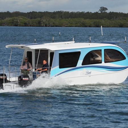 Caraboat