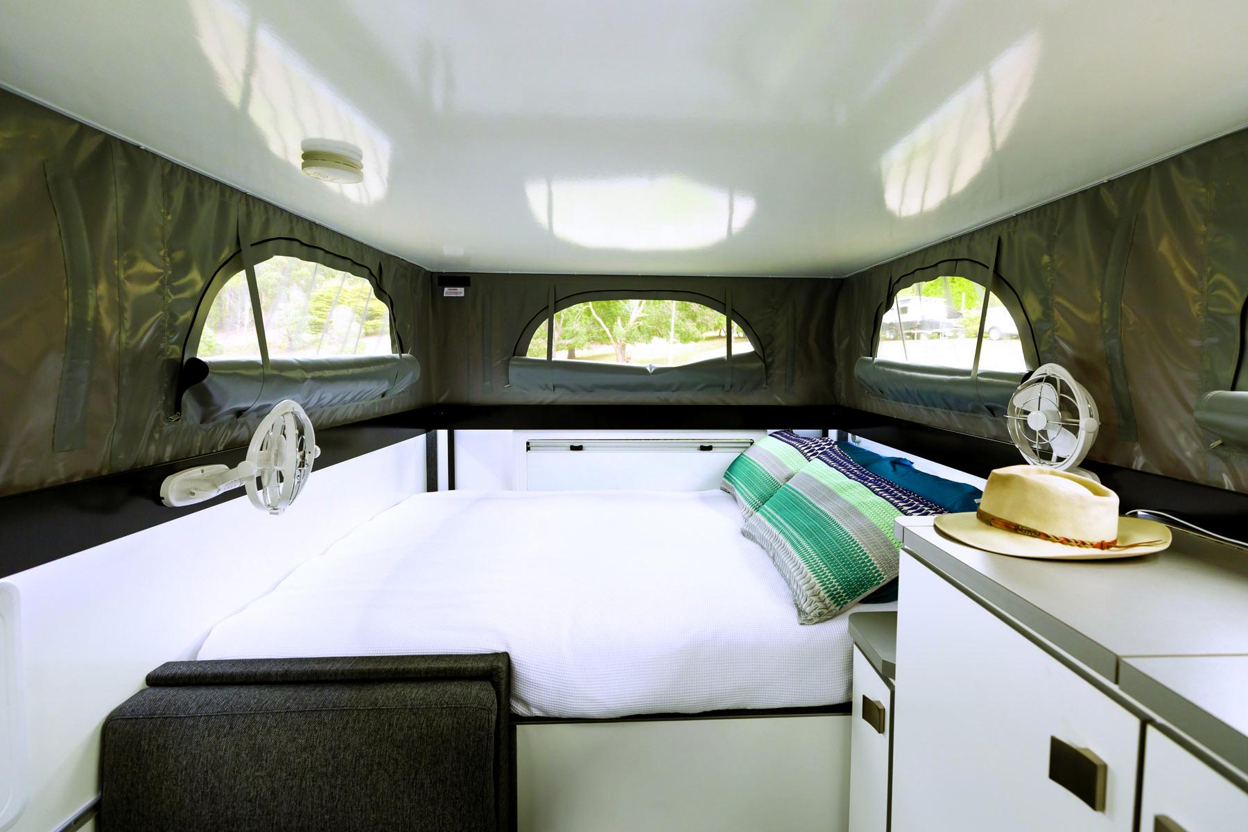 Trailblazers RV Stuart 5.5 Review, TTRV | Traveller Caravans & Trailblazers RV