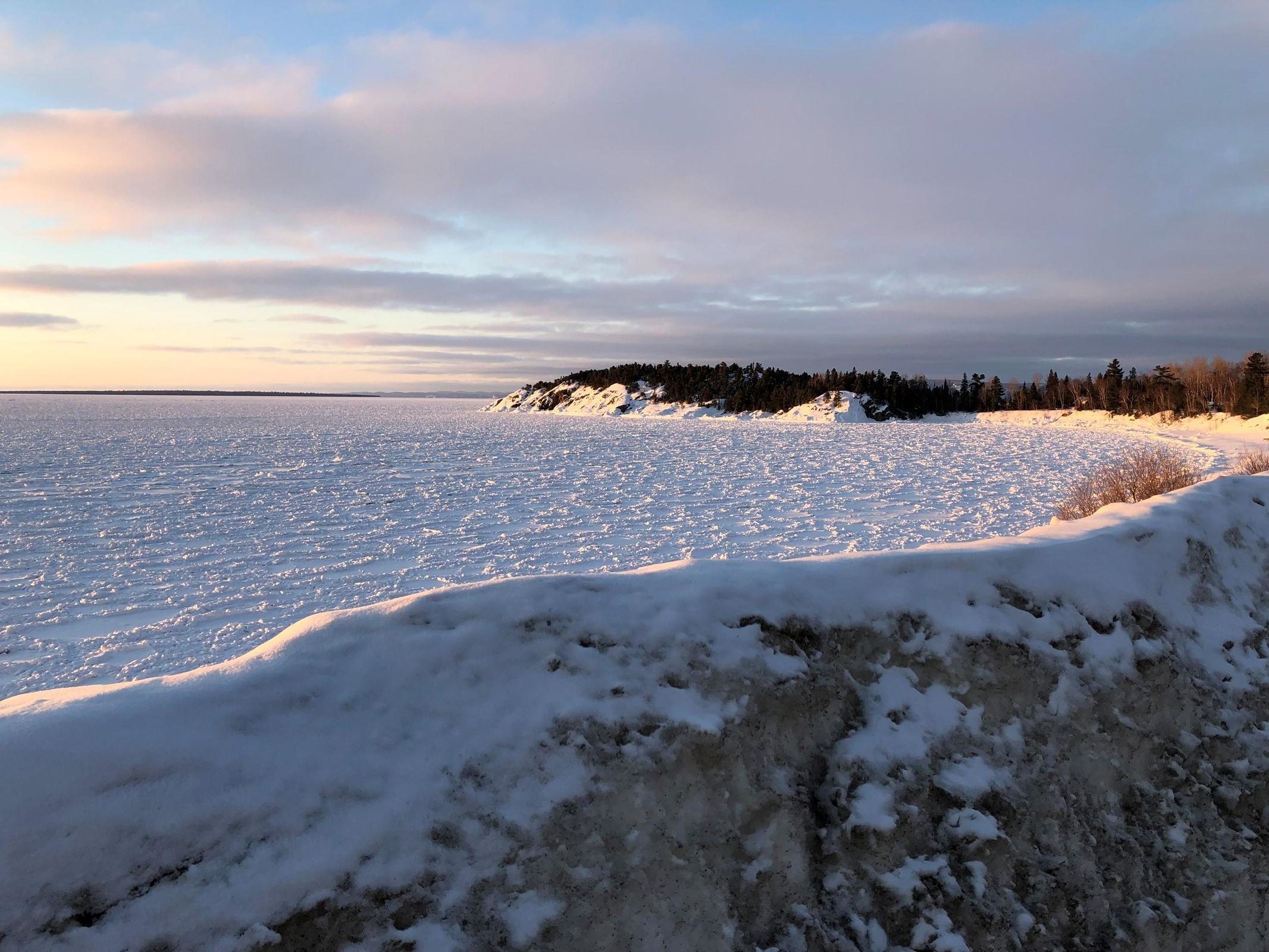 5000 Kilometres Through the Snow