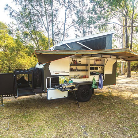 Camper Trailer of the Year 2020: ZONE RV Expedition Series Z-12.0