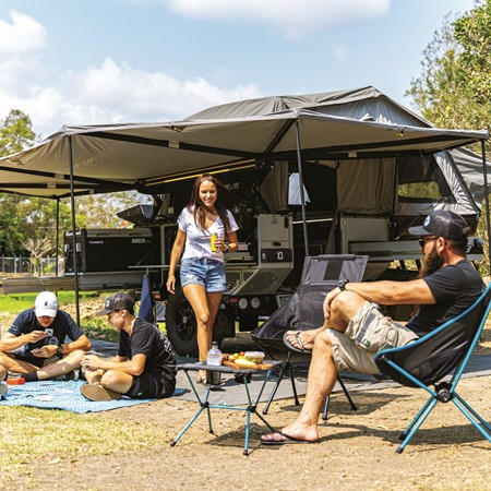 Camper Trailer of the Year 2020: Patriot X3