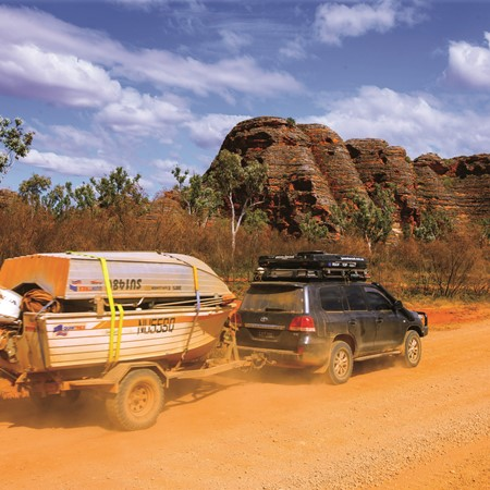 Hidden Treasures in the Kimberley