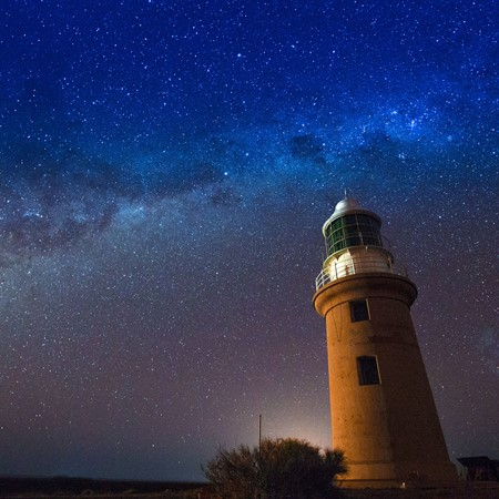 Vlamingh Head Lighthouse, Ningaloo Reef. PICTURE CREDIT: Tourism Western  Australia/David Kirkland