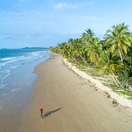 MTB on Mission Beach. PICTURE CREDIT: Tourism Tropical North Queensland