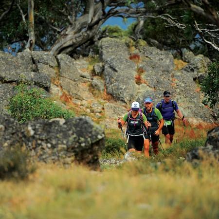 Trail Running Season Underway