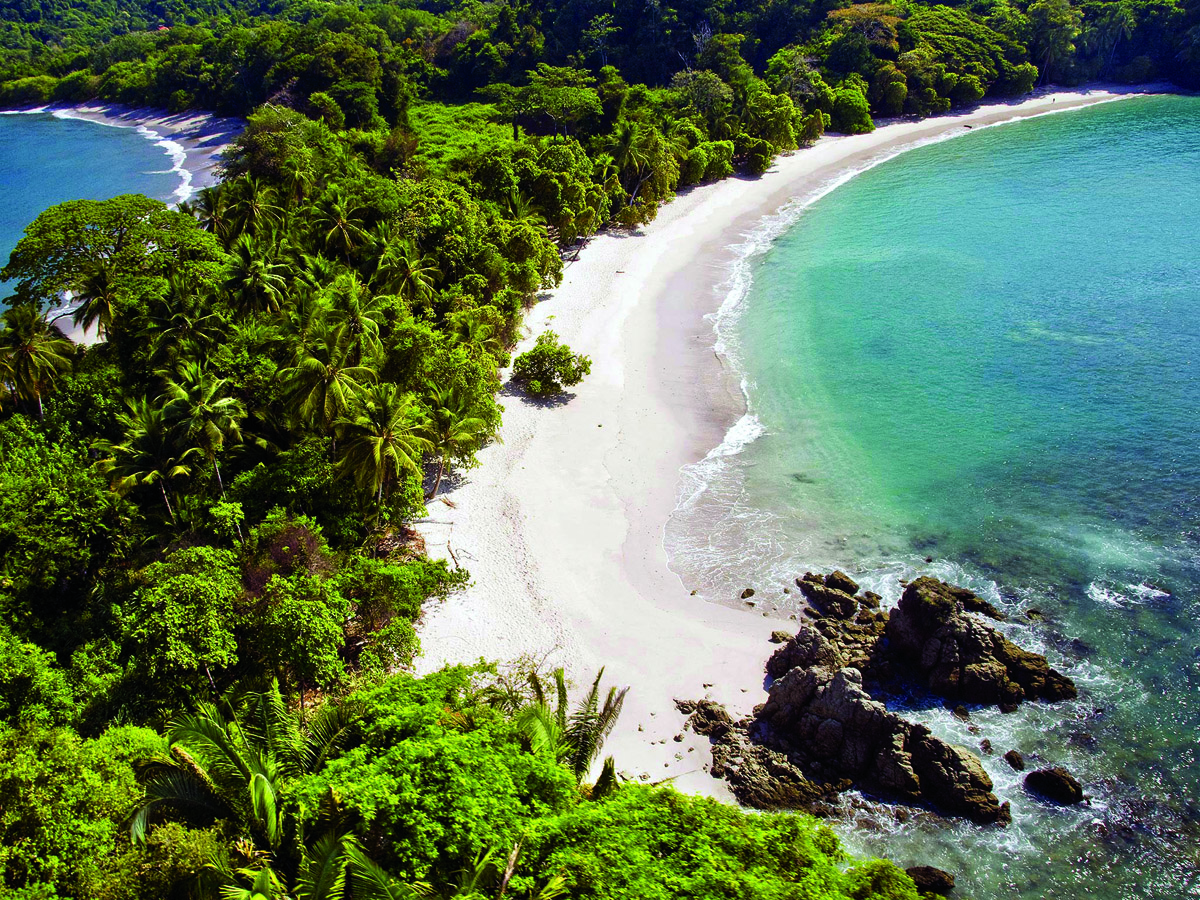 Manuel Antonio National Park. PICTURE CREDIT: Costa Rica Tourism Board
