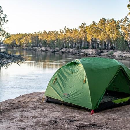 Black Wolf Grasshopper Tent Review